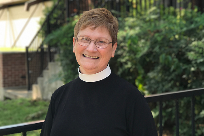 The Rev. Betty Breyfogle