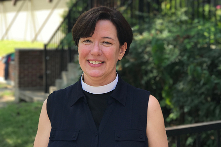 The Rev. Kathy Garrett